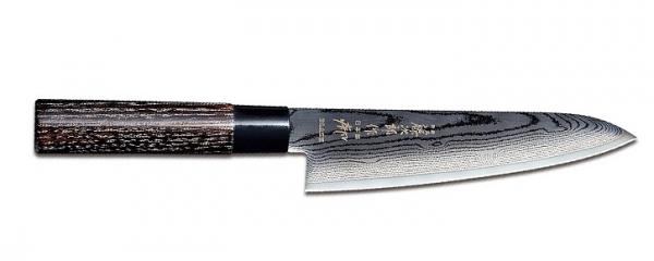 Nóż szefa kuchni 18cm Tojiro Shippu Black