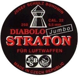 Śrut Diabolo JSB STRATON 5,50 mm 250 szt.