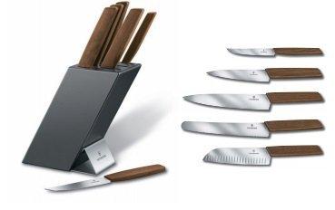 Swiss Modern Blok kuchenny,  6 elementów Victorinox 6.7185.6