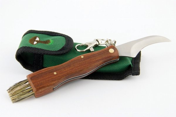 Nóż Joker na grzyby  JKR32 (ostrze 7 cm)