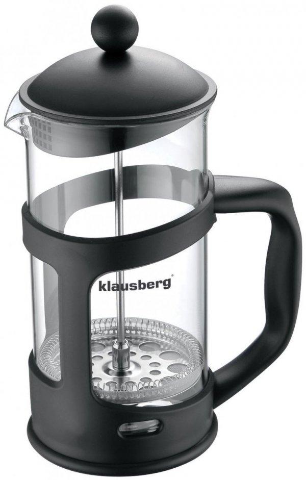 Klausberg Zaparzacz Do Kawy/Herbaty Z Dociskiem 1000ml Kb-7114