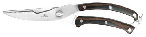 Nożyce do drobiu Gerlach, drewno