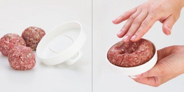 Foremka do hamburgerów PRESTO Tescoma