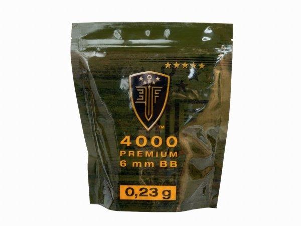 Kulki BB do ASG Elite Force Premium 0,23 g 6 mm 4000 szt.