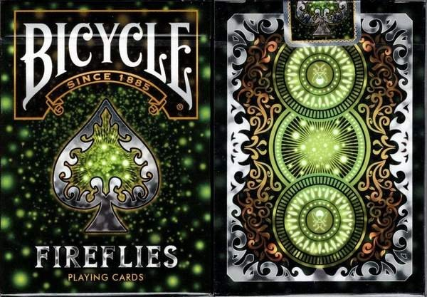 Karty Bicycle Fireflies