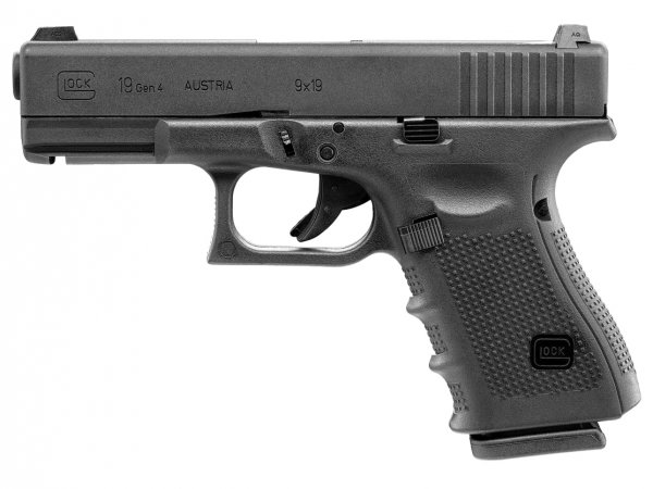 Replika pistolet ASG Glock 19 gen 4 6 mm