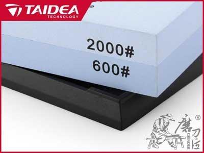 Ostrzałka kamienna Taidea (600/2000) T6260W