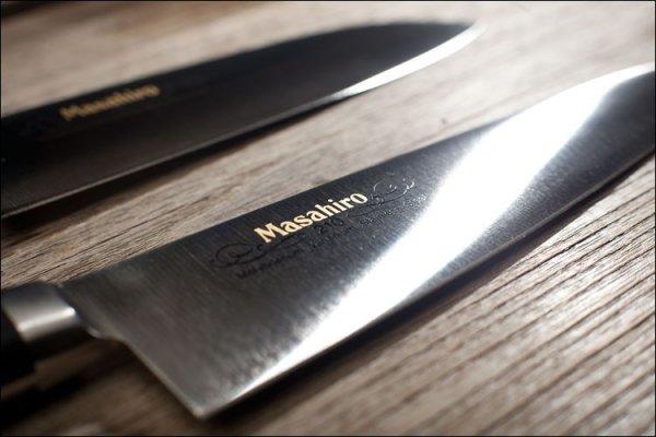 Zestaw noży Masahiro MV 137_112302