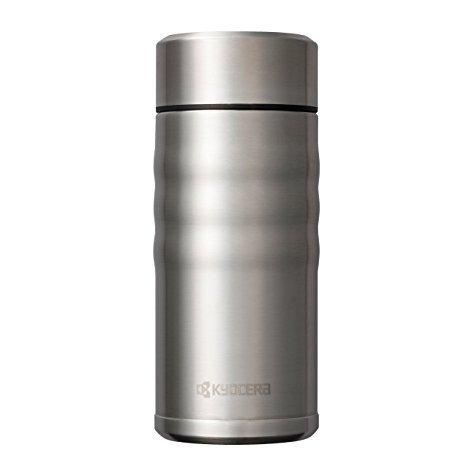 """Kyocera Ceramiczny kubek termiczny """"Twist"""" 350ml stalowy"""