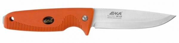 Nóż Eka Nordic W12 pomarańczowy