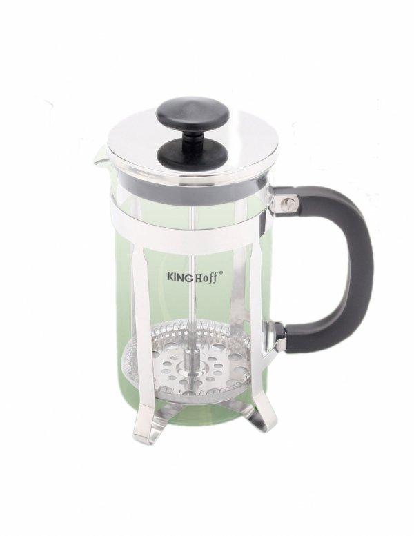 Kinghoff Zaparzacz Do Kawy/Herbaty Z Dociskiem 0.6 L Kh-4837