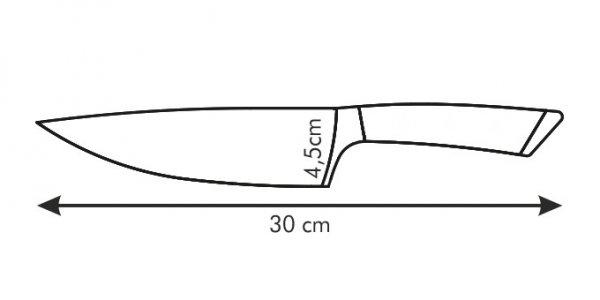 Nóż kuchenny AZZA 16 cm Tescoma