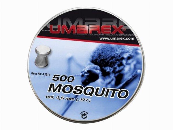 Śrut Umarex Mosquito Ribbed 4.5 mm 500 szt.