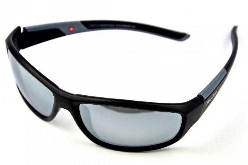 Champ - Okulary Polaryzacyjne - Srebrne