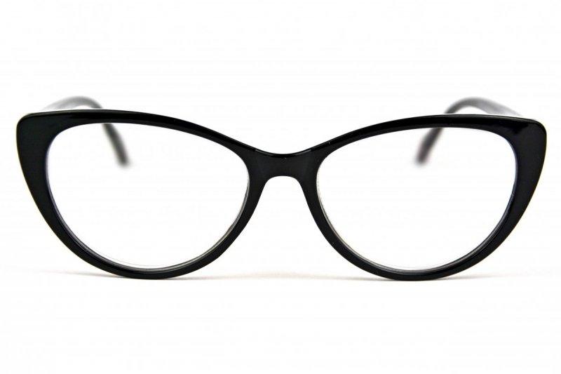 Betty +2,5 - Okulary Korekcyjne - Czarne