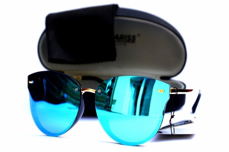 Rose - Okulary Polaryzacyjne - Niebieskie