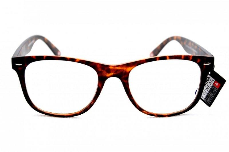 Clever +2,0  - Okulary Korekcyjne do pracy przy komputerze - Panterka