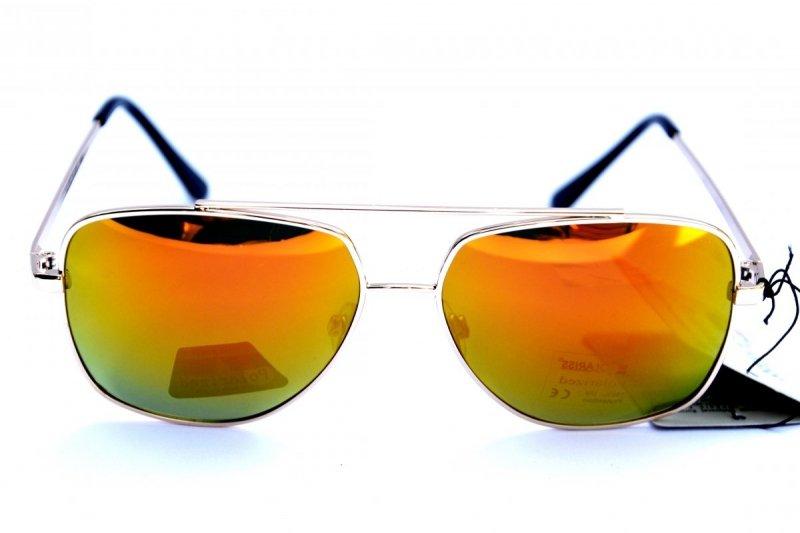 Sunrise - Okulary Polaryzacyjne - Pomarańczowe