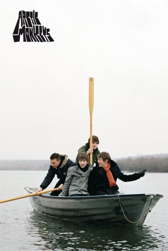 Arctic Monkeys AM - plakat