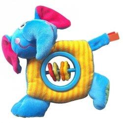 Zabawka kwadrat słoń