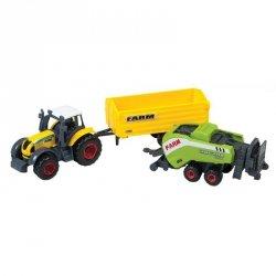 Zestaw maszyn rolniczych w pud