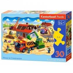 Puzzle 30 el. house in constr.