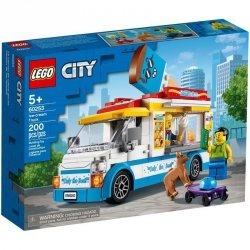 City furgonetka z lodami