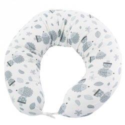 Moon cushion hedgehog jeż