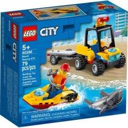 City plażowy quad ratunkowy