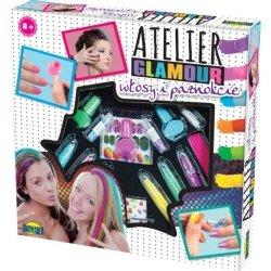 Atelier glamour włosy i pazn.