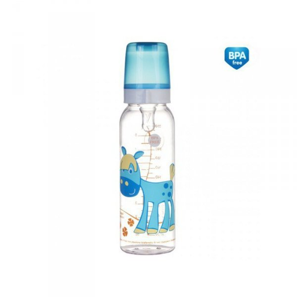 Butelka 250 ml dekorowa bpa 0%