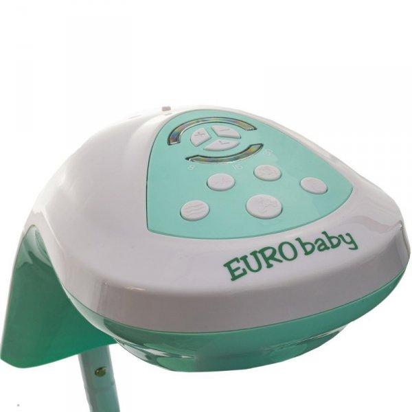 Huśtawka elektroniczna ty801m green