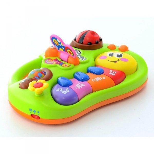 Zabawka pianinko-zwierzątka