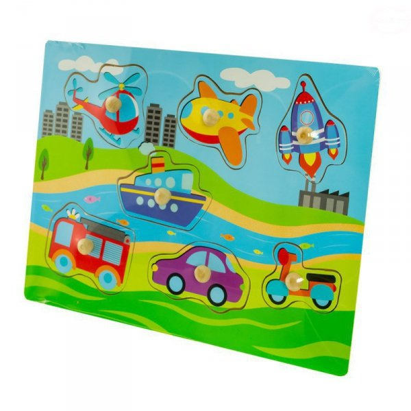 Zab puzzle 30x22 ulica