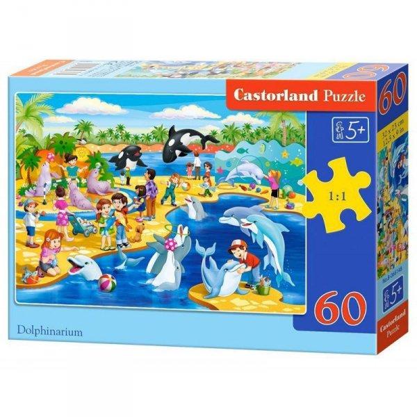 Puzzle 60el. dolphinarium