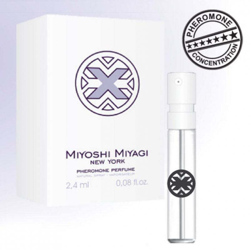 Feromony Miyoshi Miyagi NEXT X DLA KOBIET 2,4ml