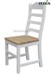 Krzesło sosnowe Prowansja