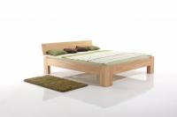 Łóżko drewniane - Yes