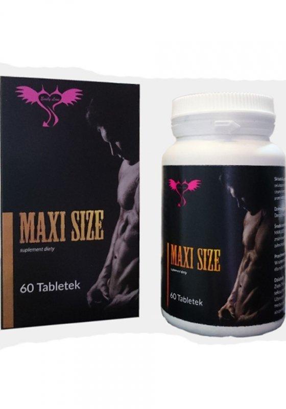 Maxi Size - 60 kapsułek
