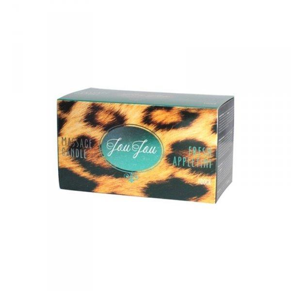JouJou Massage Candle Ceramic (Appletini) - Świeca do masażu