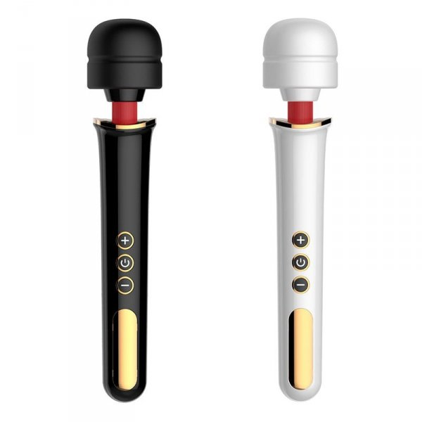 Massager Super Powerful USB White 10 Function
