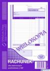 223-3 Rachunek MICHALCZYK&PROKOP A5 (pion) 80 kartek wielokopia