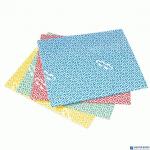 Ścierka antybakteryjna WIPRO-żółta(20) VILEDA 137000/113932