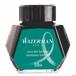 Atrament WATERMAN zielony .                   S0110770