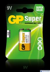 Bateria alkaliczna GP Super 9V / 6LR61 9.0V GPPVA9VAS010