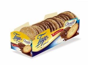 Ciasteczka owsiane de lux 210 g Tago