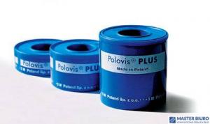 Hipoalergiczny przylepiec tkaninowy 5m x 12.5mm POLOVIS PLUS UU006386393
