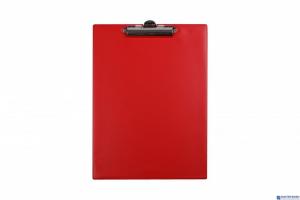 Deska klip A5 czerwona KH-00-04 BIURFOL