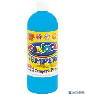 Farba CARIOCA TEMPERA 1000ml błękit (ko03/18) 170-1442