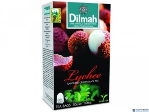 Herbata DILMAH AROMAT BRZOSKW&LYCHE 20t*1,5g
